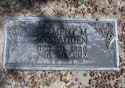 Clement Mayes McSpadden