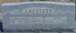 Bertha O <i>Nalley</i> Gressett