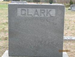 Christine B <i>Barrack</i> Clark