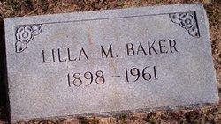 Lilla M <i>Bonnette</i> Baker