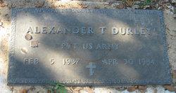 Alexander Trancil Durley