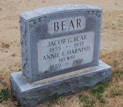 Annie F <i>Harnish</i> Bear