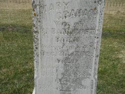 Mary <i>Graham</i> Bancroft