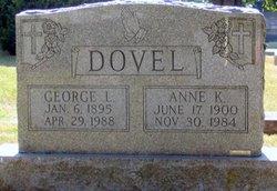 Anne K Dovel