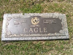 Dessie <i>Crow</i> Cagle