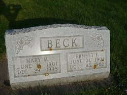 Mary M Beck
