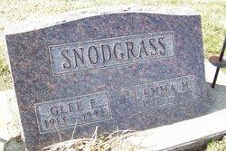 Glee Earl Snodgrass