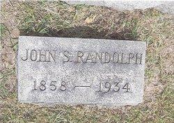 John S Randolph