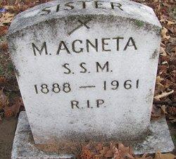 Sr Mary Agneta