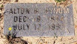 Alton B Bynum