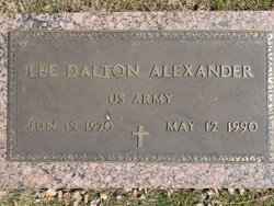 Lee Dalton Alexander