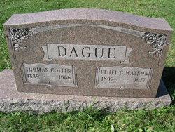 Ethel Grace <i>Watson</i> Dague