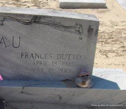 Frances <i>Dutton</i> Tebeau