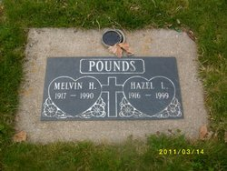 Hazel Lee <i>Sutton</i> Pounds