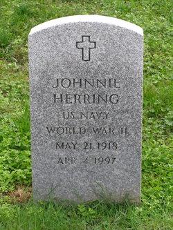 Johnnie Herring