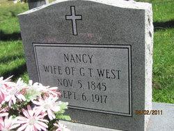 Nancy <i>Sexton</i> West