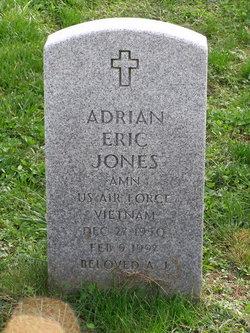 Adrian Eric Jones