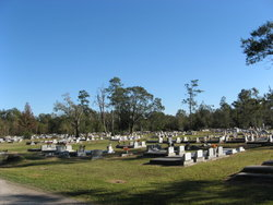Big Woods Cemetery