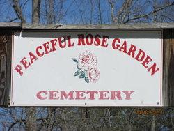 Peaceful Rose Garden Cemetery