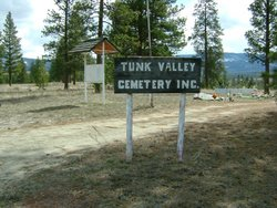 Tunk Valley Cemetery