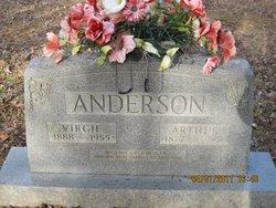 Winnie Virgie <i>Grisham</i> Anderson