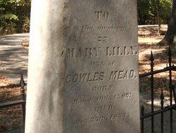 Mary Lilly <i>Mills</i> Mead