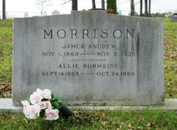 Allie <i>Burnside</i> Morrison