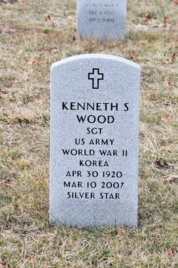 Kenneth Sanford Wood