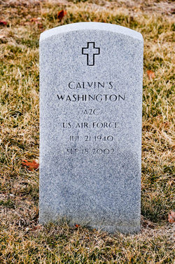 Calvin S. Washington