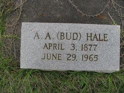 Alexander A. Bud Hale