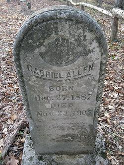 Gabriel Allen