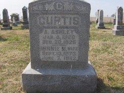 A. Ashley Curtis