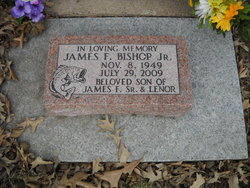 James Frederick Jim Bishop, Jr