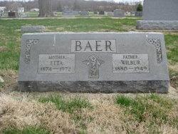 Etta <i>Chapin</i> Baer