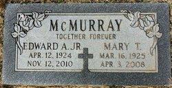 Mary Theresa <i>Helbling</i> McMurray