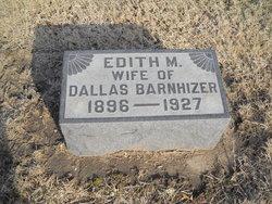 Edith May Barnhizer