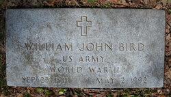 William John Bird