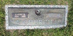 Mabel Frances <i>Brumley</i> Church