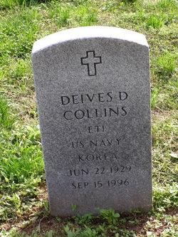 Deives D Collins