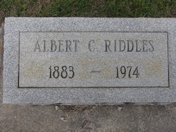 Albert Curry Riddles