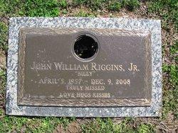 John William Billy Riggins, Jr