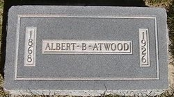 Albert Benton Bert Atwood