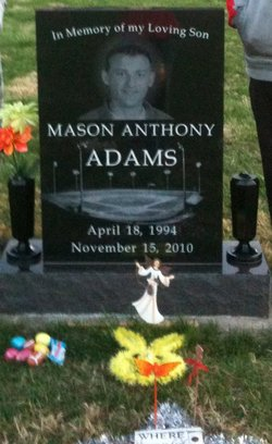 Mason Anthony Adams