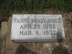 Frances <i>Brady</i> Ayres