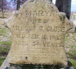 Mary B. Close