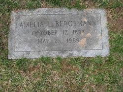 Amelia Louise <i>Thomas</i> Bergemann