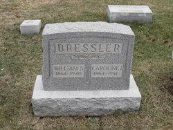 Caroline I Carrie <i>Shugert</i> Bressler