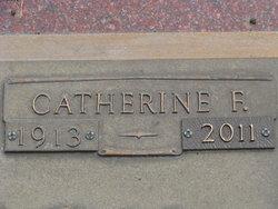 Catherine Frances <i>Langston</i> Anderson