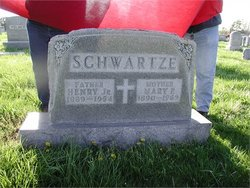 Mary Frances <i>Weider</i> Schwartze