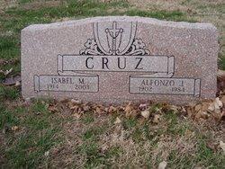 Alfonzo J. Peanut Cruz, Sr